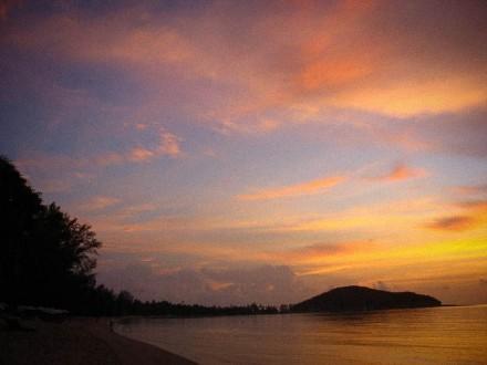 Пляж Липа Ной (Lipa Noi)