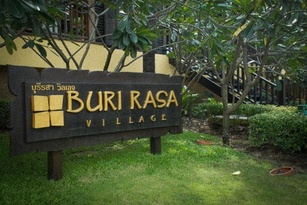 Отель Buri Rasa Village Koh Samui